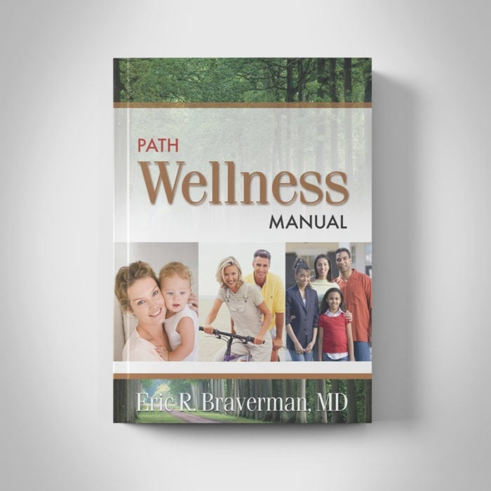 PATH to Wellness Manual Front View - Benny Hinn Ministries