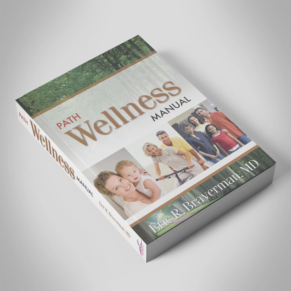 PATH to Wellness Manual Front View - Eric Braverman