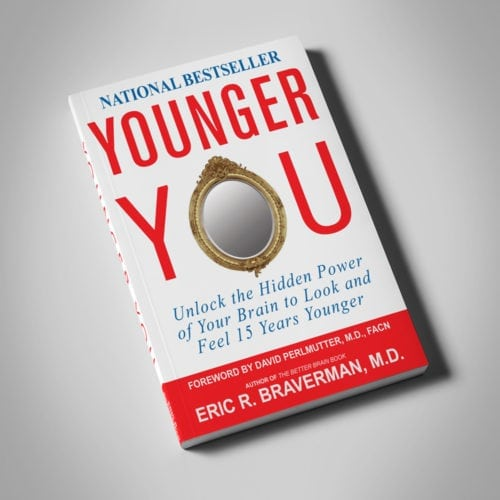 Younger You Softcover - Benny Hinn Ministries