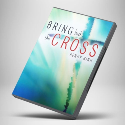 Bring Back The Cross DVD Front Cover