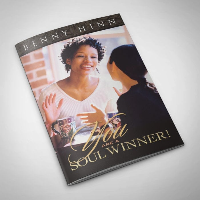 You Are A Soul Winner - Front View - Benny Hinn Ministries