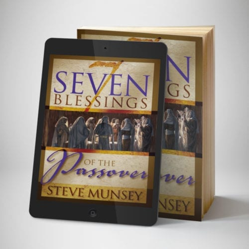 7 Blessings of The Passover eBook - front cover - Benny Hinn Ministries
