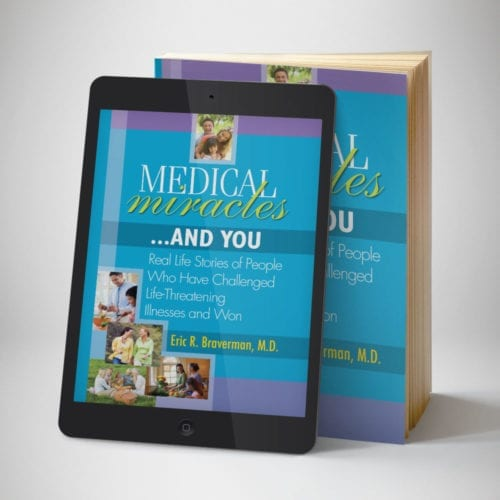 Medical Miracles Ebook - Front Cover - Benny Hinn Ministries
