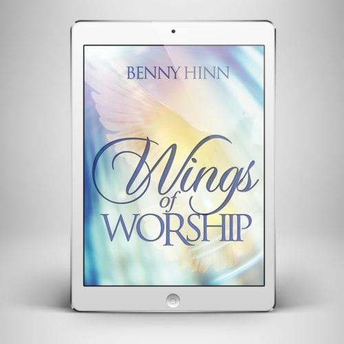 Wings of Worship - Front Cover - Benny Hinn Ministries