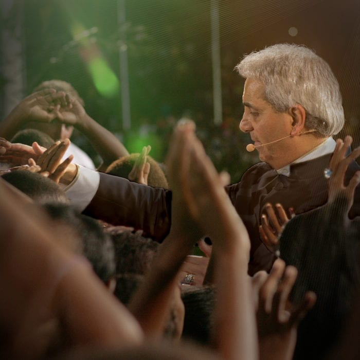 Benny Hinn Institute Teaching 1 - Benny Hinn Ministries
