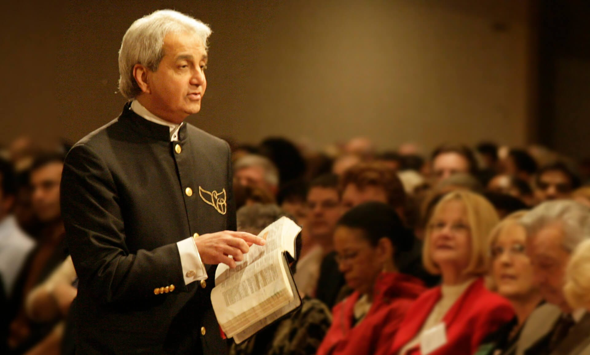 Honoring God as Living Stones - Enewsletter - Benny Hinn