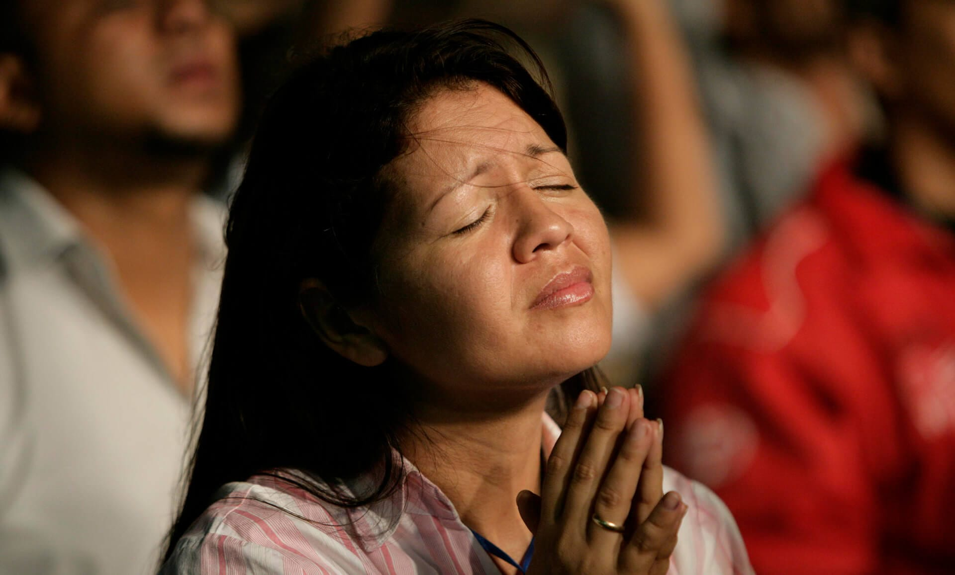 women praying for salvation-enewsletter-Benny Hinn Ministries