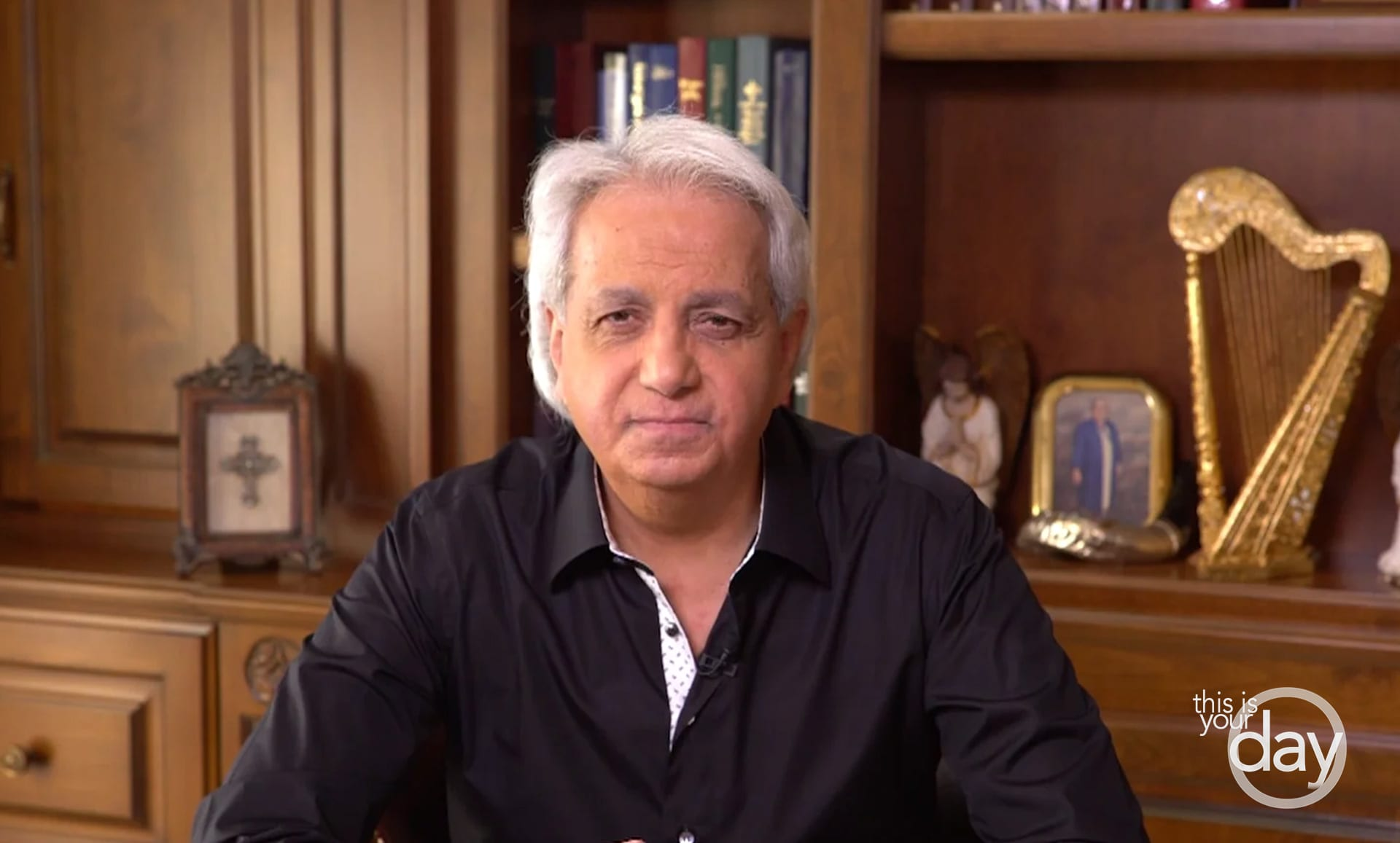 Healing God's Provision - This Is Your Day - Benny Hinn Ministries