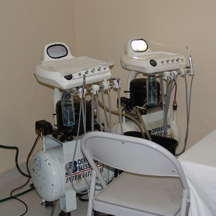 Health Clinic Medical Equipment - My Fathers House Mexico - Benny Hinn Ministries