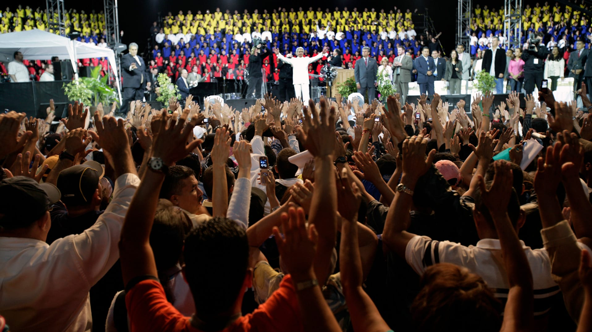 Valencia, Venezuela 2007, P1 - This Is Your Day - Benny Hinn Ministries