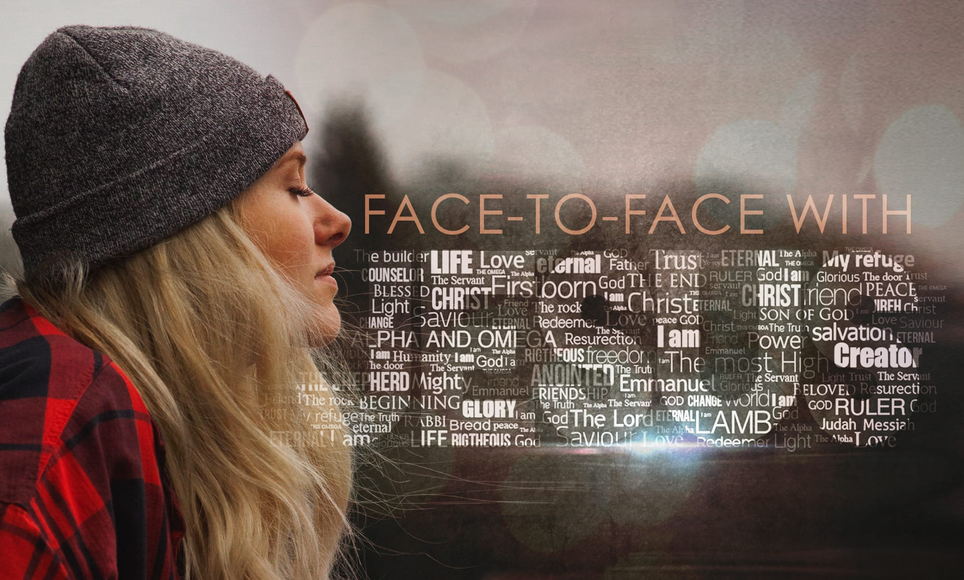 Face-to-Face with Jesus
